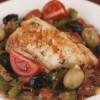 Red Snapper or Cod Veracruzana
