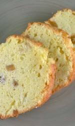 Ginger Poundcake