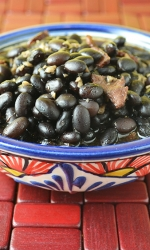 Black Beans in Garlic Sauce