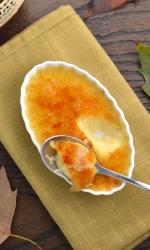 Maple Bourbon Creme Brûlée