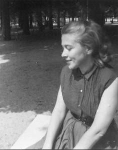 A Young Paula Peck