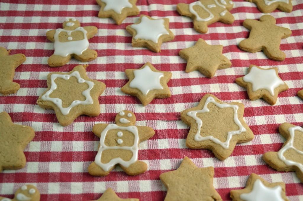 Scandinavian Christmas Cookies | impeckableeats.com