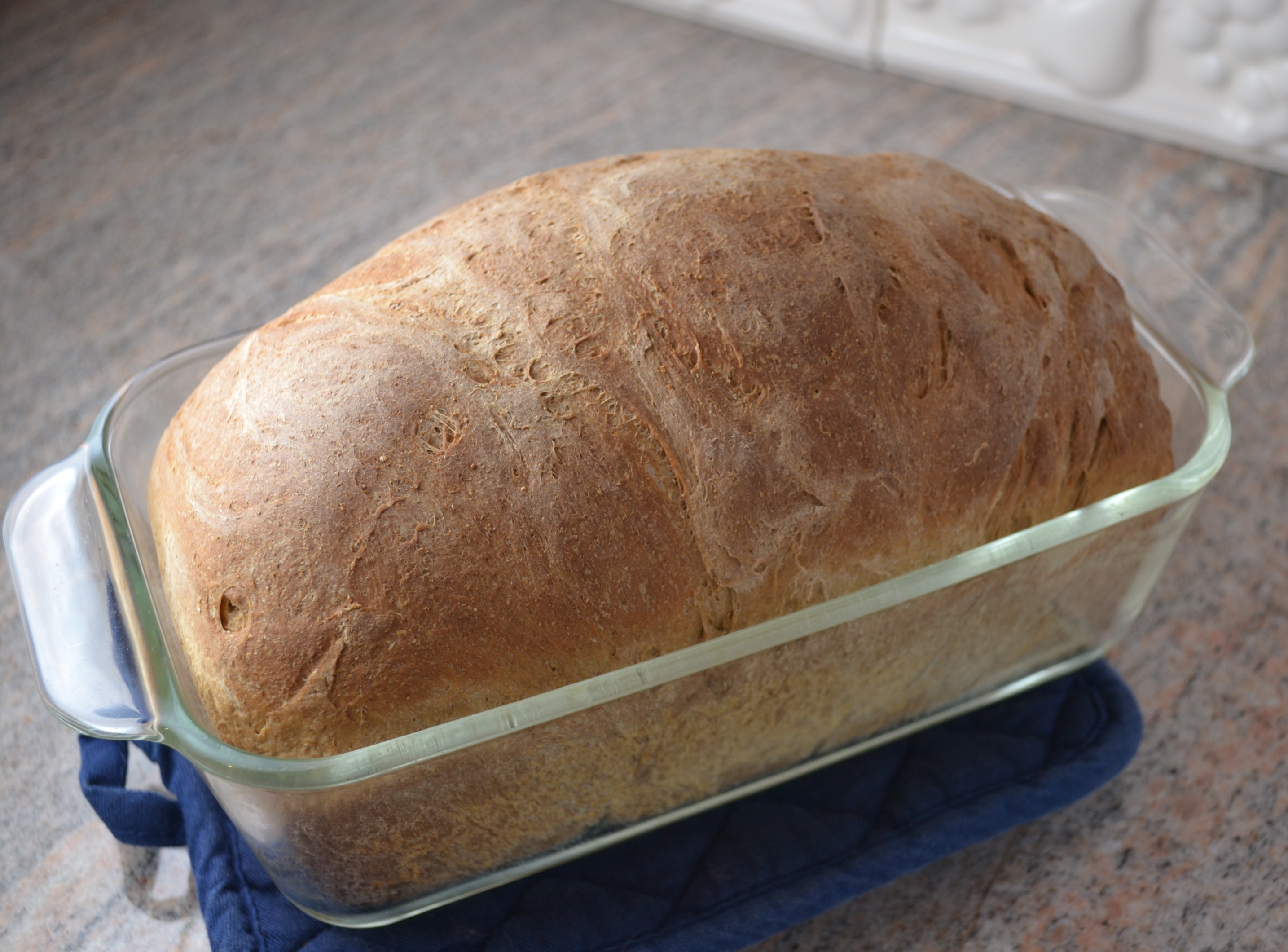 Whole Wheat Bread by Paula Peck