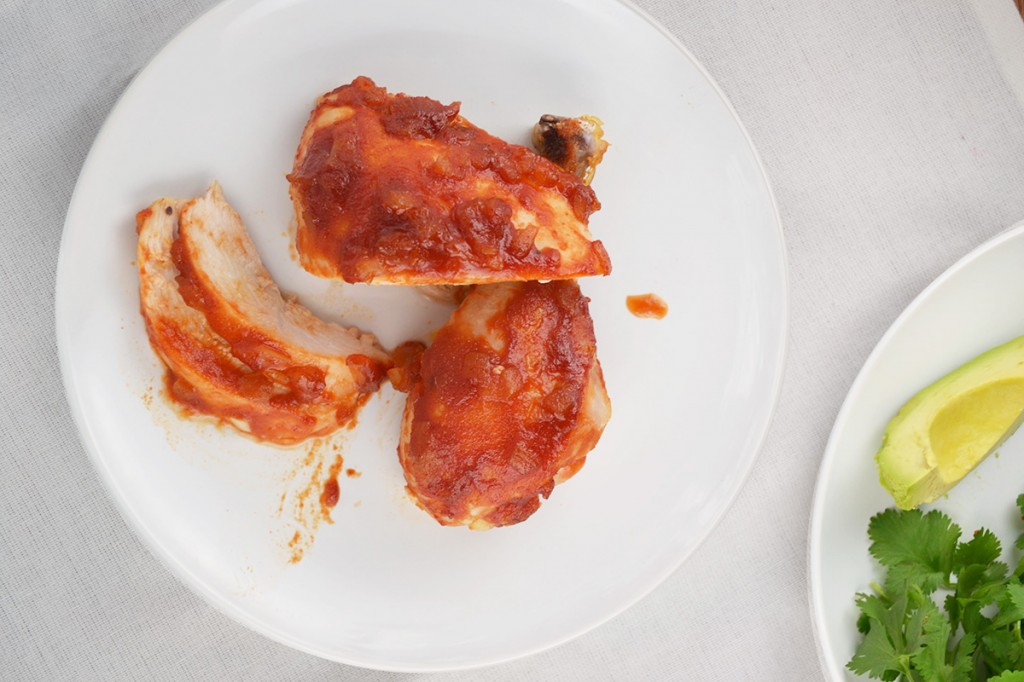 Sriracha BBQ Chicken