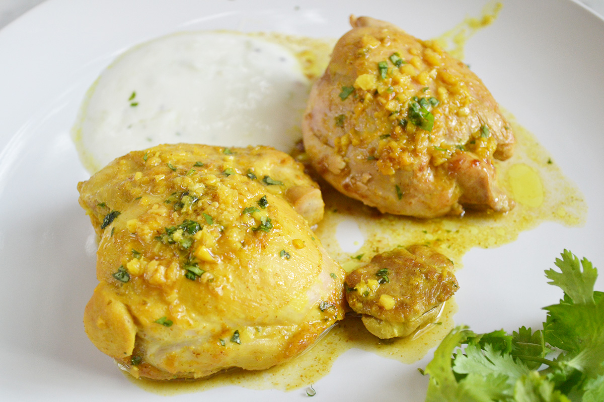 Lemon Coriander Chicken