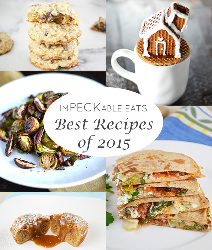 ImPECKable Eats Best Recipes of 2015
