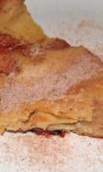 Bavarian Apple Pancake