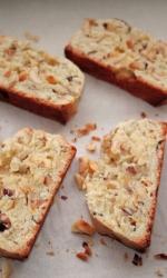 Croquets aux Filberts/Citrus Hazelnut Cookies