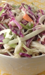 Two-Toned Coleslaw