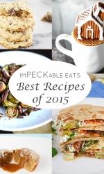 Best Recipes of 2015