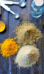 3-Ingredient Curry Powder