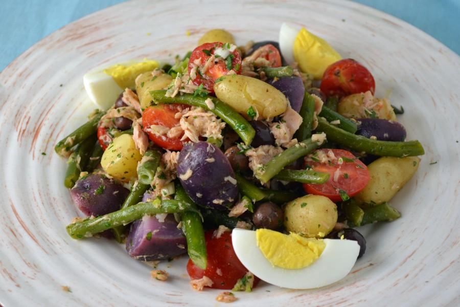 Salad Nicosia with a Twist